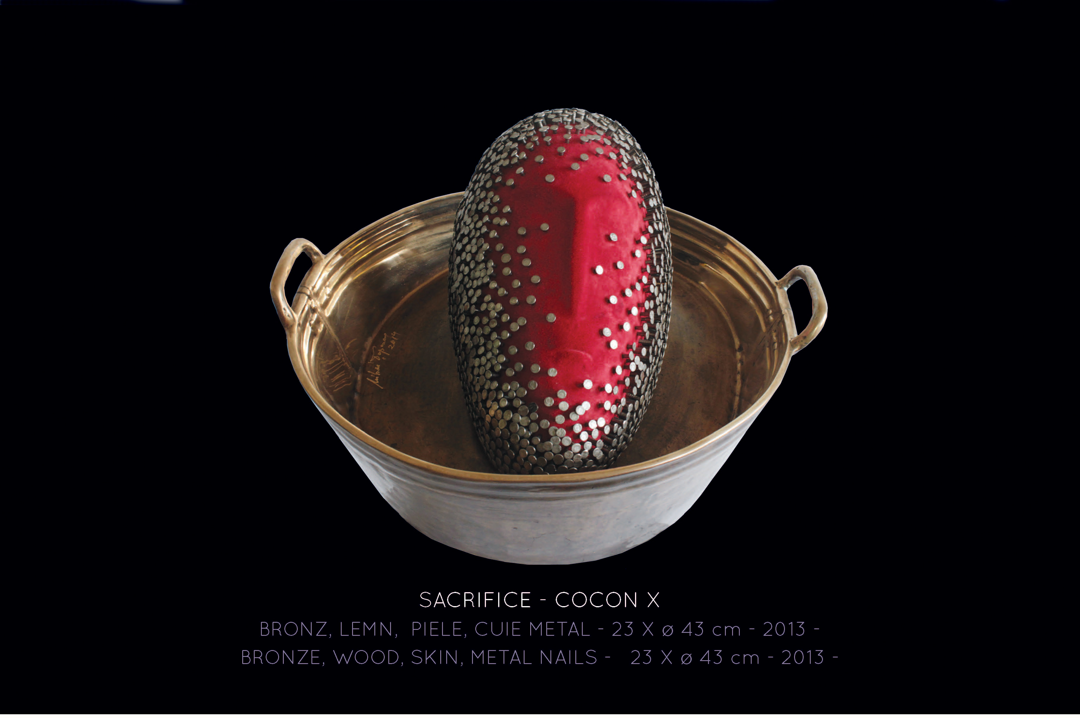 10 The cycle of sacrifice; COCON X